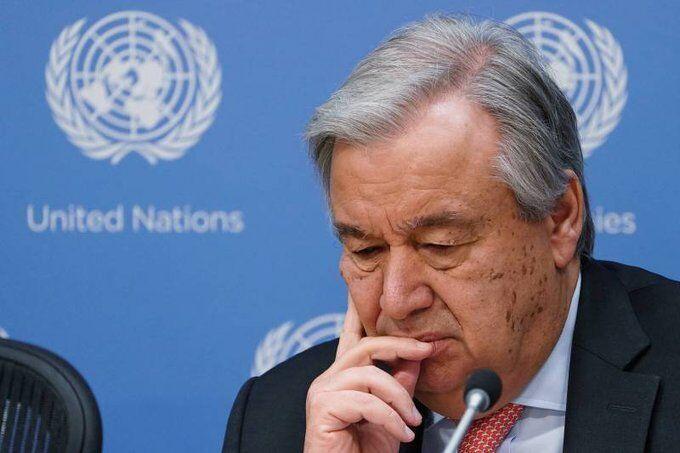 ناگفته های دبیرکل سازمان ملل از شرایط خطرناک جهان