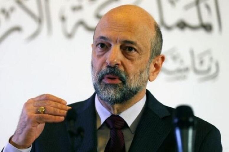 پادشاه اردن استعفای نخست وزیر این کشور را پذیرفت