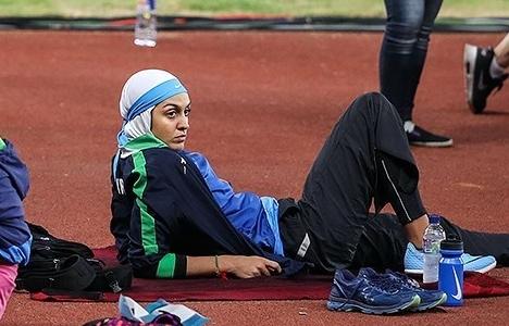بانوی دونده پرافتخار ایران از تیم ملی خداحافظی کرد
