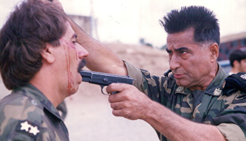 سکانسهایی از فیلم مجروح جنگی