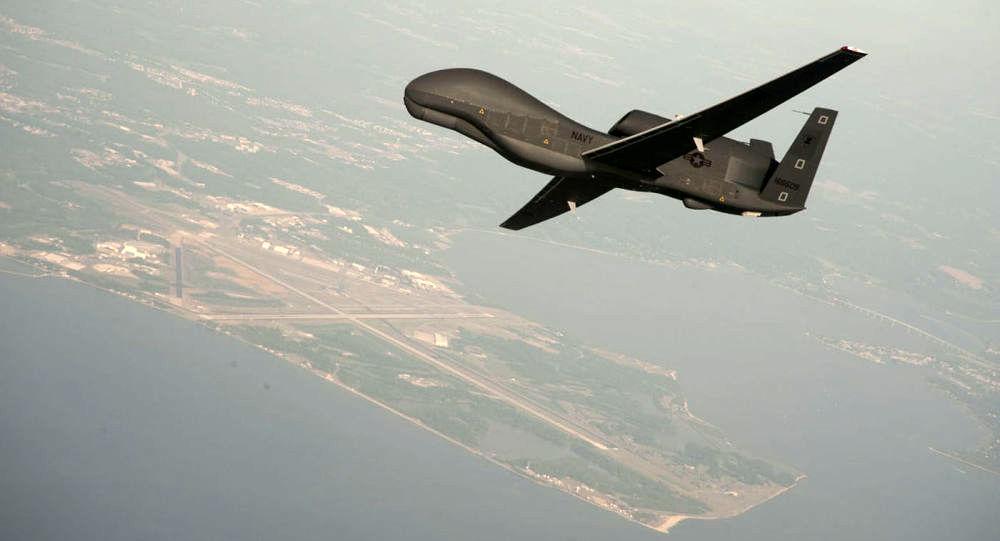 پنتاگون سقوط پهپاد آمریکا در سوریه را تأیید کرد