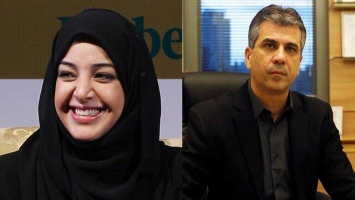 تماس تلفنی وزیر اطلاعات اسرائبل با وزیر مشاور امارات