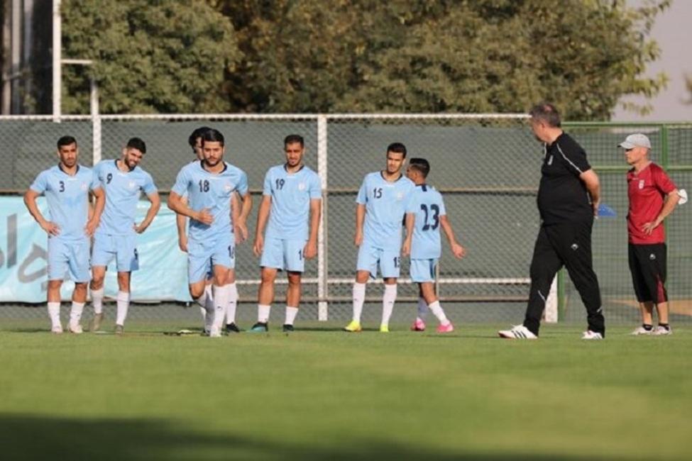 لغو دیدار تدارکاتی تیم ملی ایران مقابل مالی
