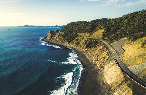 جاده ساحلی اورگان