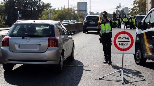 اسپانیا وضعیت اضطراری اعلام کرد