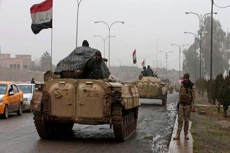 کشف یکی از مخفیگاههای داعش در «الأنبار»