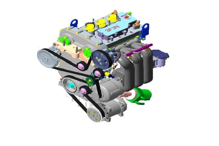 موتور سه استوانه جایگزین موتورهای ایران خودرو میشود