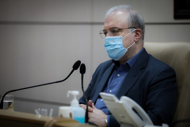 مبارزه با کرونا فقط با خواهش امکان پذیر نیست/ خبرهای خوشی از واکسن کرونا دارم/ علت غیبت در جلسه ستاد ملی کرونا