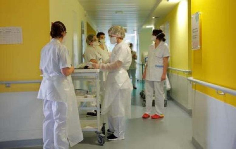 کرونا پرستاران فرانسه را خسته کرده است