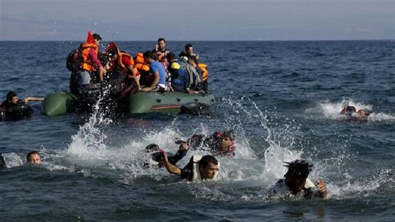 سه کودک و ۸ زن پناهجو در سواحل تونس غرق شدند