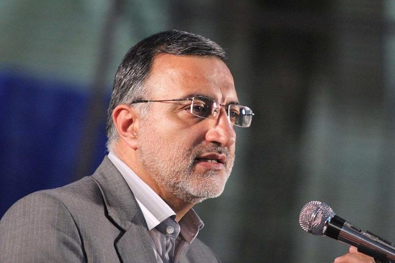 جلسه دادگاه رسیدگی به اتهامات زاکانی