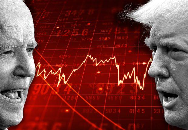 احتمال پیروزی بایدن و تغییر معادلات بازارهای دارایی/ پیش بینی دلار ١٢ هزار تومانی
