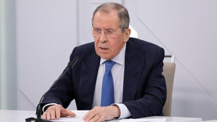 اتمام حجت لاوروف با اتحادیه اروپا
