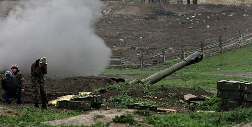 تداوم درگیریهای نظامی در نزدیکی مرز ایران