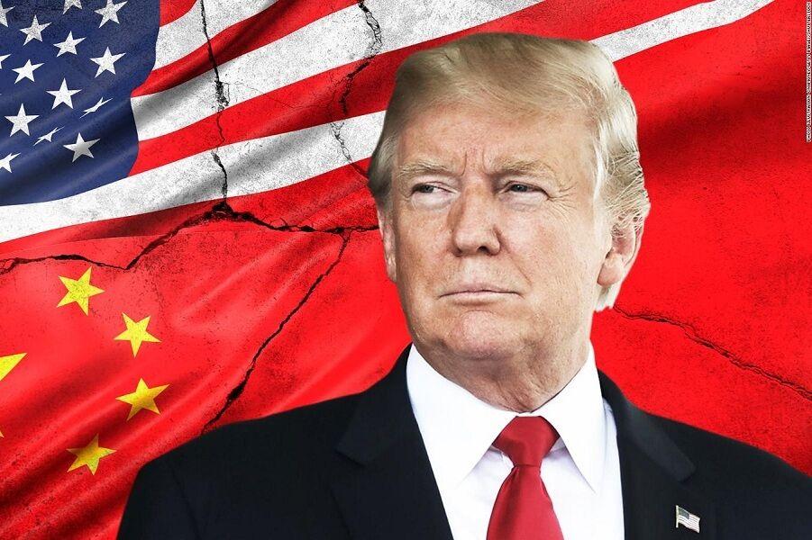 ترامپ: با رئیس جمهور چین صحبت نمیکنم