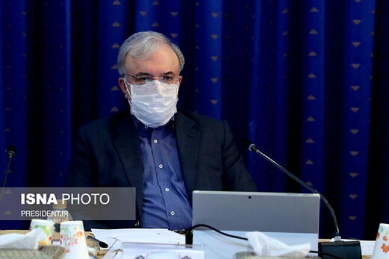نمکی: فعلا از بیمارستان صحرایی استفاده نمیشود