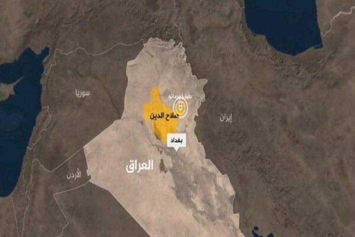 کشف اجساد ۸ فرد ربوده شده در استان صلاحالدین