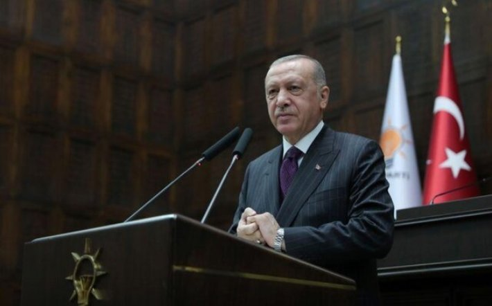 اردوغان: گروه مینسک کنار ارمنستان ایستاده است