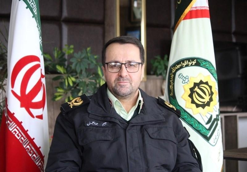 دستگیری ۱۵۰۰ نفر از مخلان امنیت در زنجان