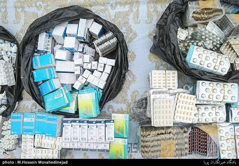 موضوع قاچاق دارو از ایران به عراق چه بود؟