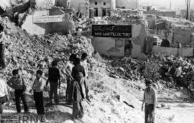 مسجدسلیمان و وسیعترین حمله موشکی جنگ تحمیلی