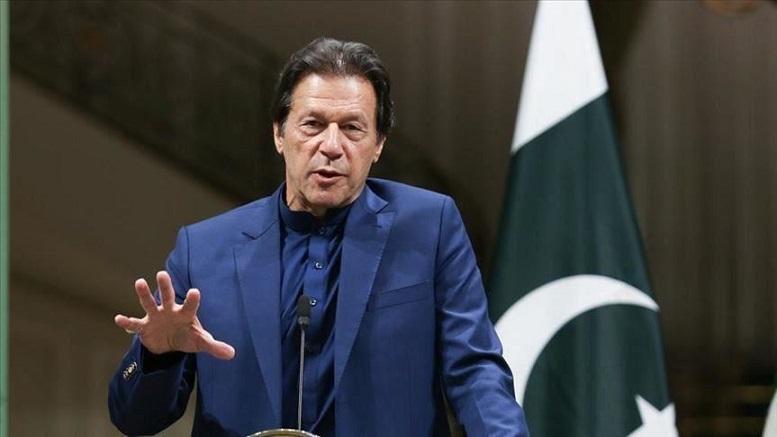 عمران خان خواستار مبارزه با اسلام هراسی شد