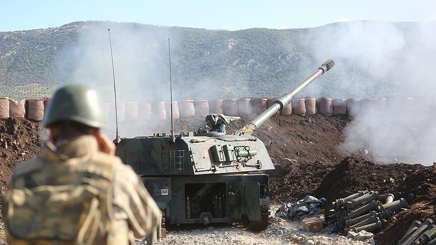 حملات هوایی و توپخانهای ترکیه به اقلیم کردستان عراق