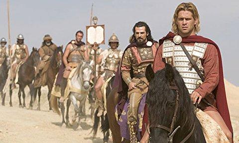جلوههای ویژه فیلم اسکندر