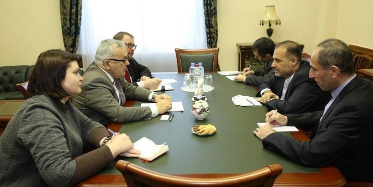 مذاکره سفیر ایران با معاون وزیر خارجه روسیه