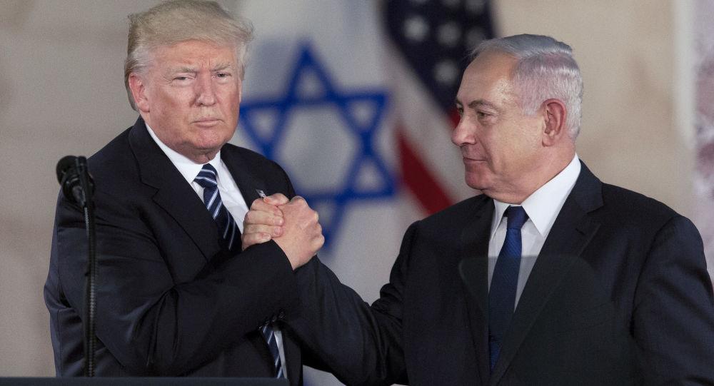 نتانیاهو از ترامپ بابت خروج از برجام تشکر کرد