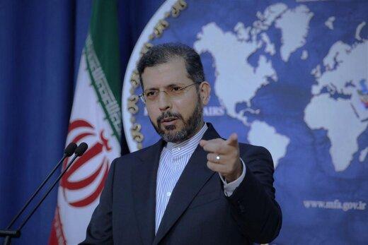 ایران به اظهارات وزیر خارجه امارات پاسخ داد