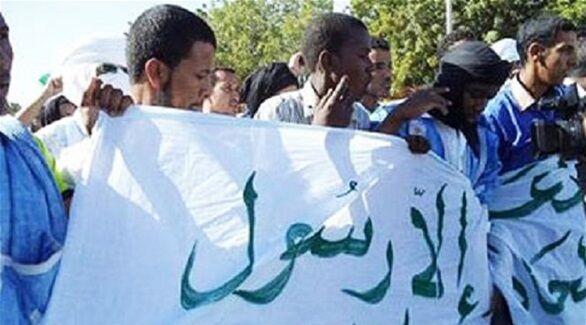 تظاهرات دهها هزار نفر در موریتانی علیه «ماکرون»