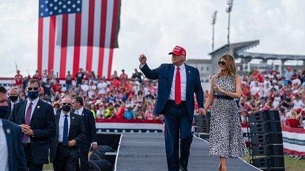 چه کسی پیشتاز است؛ ترامپ یا بایدن؟/ آخرین نظرسنجی ها و تحلیل آرای الکترال کاندیدا