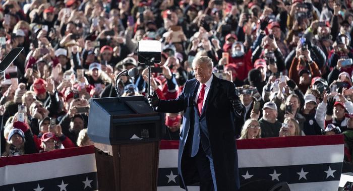 ترامپ: ایران میخواهد از شر من خلاص شود