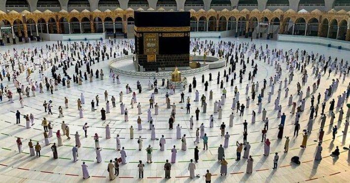 بازگشت زائران خارجی به عربستان پس از ۷ ماه
