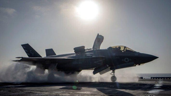 مشاور ارشد بایدن از فروش اف-۳۵ به امارات انتقاد کرد