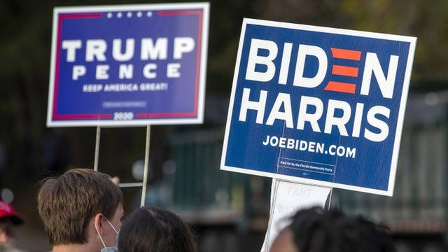 تنها چند ساعت تا انتخابات آمریکا؛ آخرین نظرسنجی ها چه می گویند!؟/ کاهش برتری بایدن در برابر ترامپ