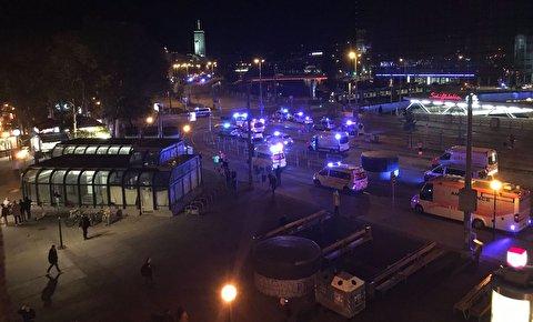 لحظه به لحظه حمله تروریستی در وین