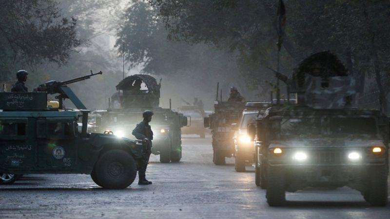 ۲۲ کشته در حمله داعش به دانشگاه کابل