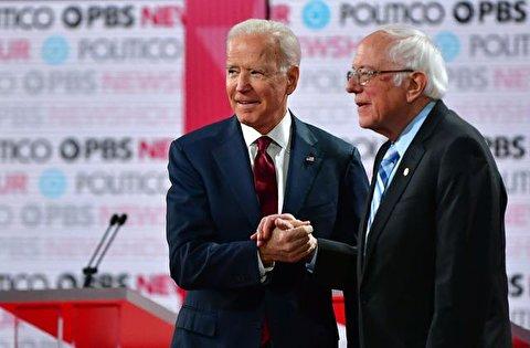 پیش بینی دقیق سندرز درباره روند انتخابات آمریکا