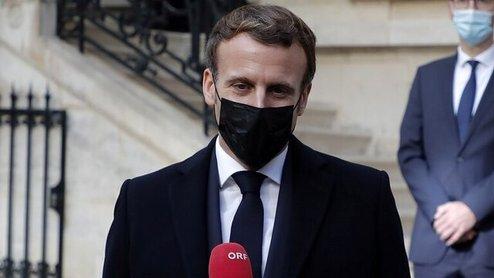 ماکرون: فرانسه علیه اسلام نیست