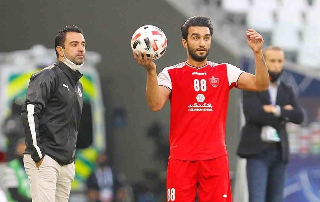 ستاره پرسپولیس درآستانه اولین بازی لیگ کرونا گرفت