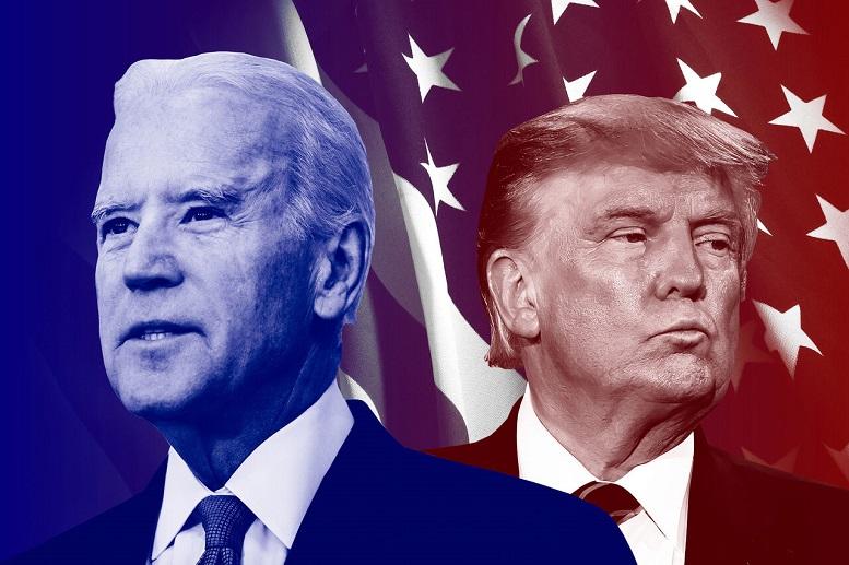 ترامپ: تصور بایدن درباره پیروزی اشتباه است
