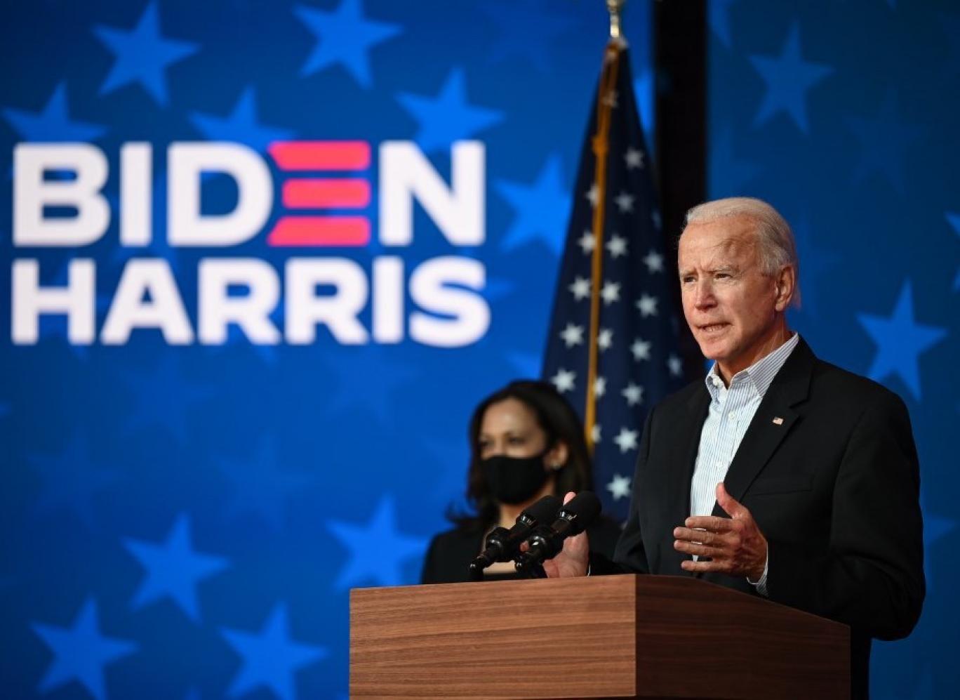 واکنش ها به پیروزی بایدن در انتخابات ریاست جمهوری آمریکا