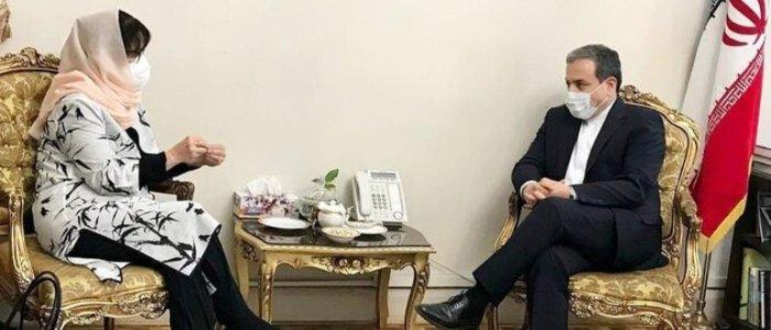 رایزنی نماینده سازمان ملل در افغانستان با عراقچی