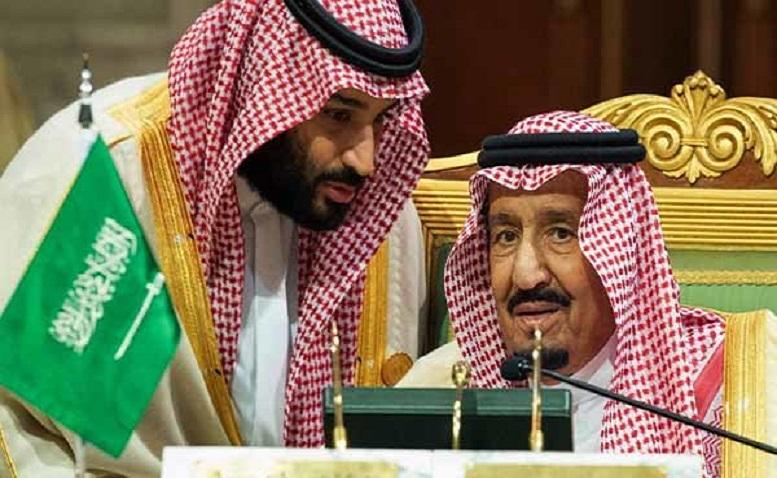 پادشاه و ولیعهد سعودی به بایدن تبریک گفتند