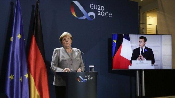 ماکرون: تروریسم به منزله واقعیت اروپاست