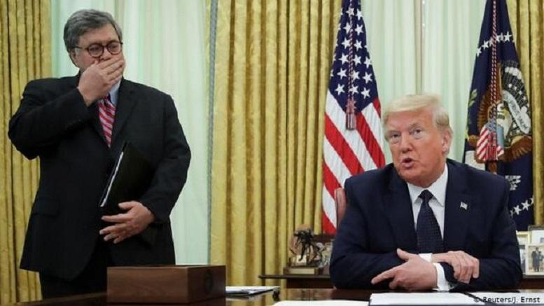 استعفای مدیر رسیدگی به تخلفات انتخاباتی در آمریکا