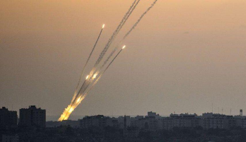 حمله موشکی به تلآویو و شهرکهای صهیونیستی