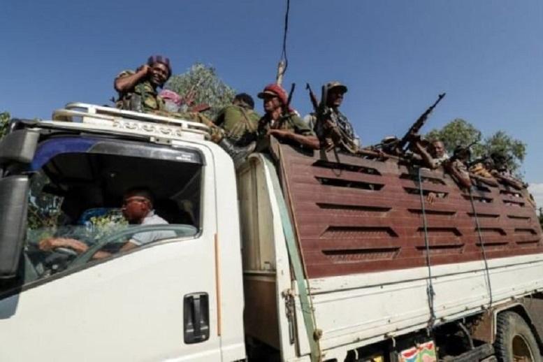 حمله راکتی به پایتخت اریتره
